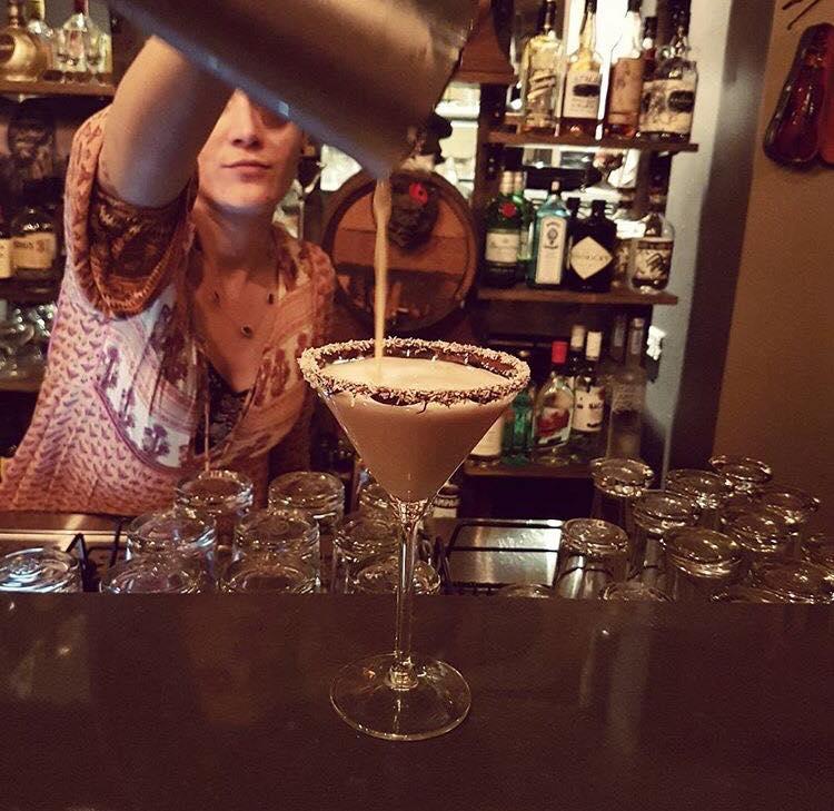 Hickory cocktail workshop