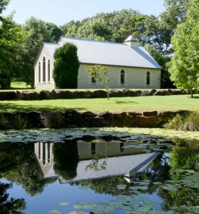 Chapel at Cedar Creek Estate Weddings