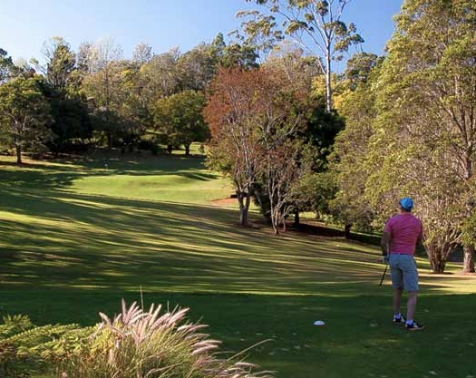 Greens Tamborine Mountain Golf Club