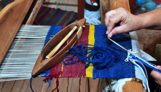 Rug Making by Hand with Bec Andersen