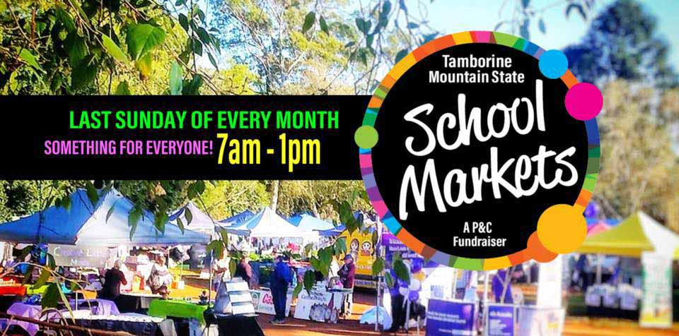 Tamborine Mountain State School Markets