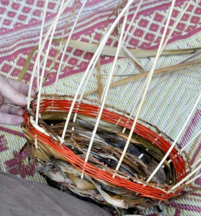 Header Basket-Weaving - Cindy Wood