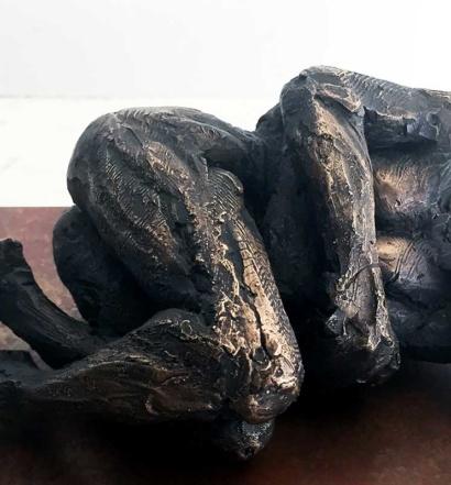 Jacques van der Merwe Sculpture
