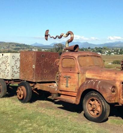 Christopher Trotter Artist Tambo Truck