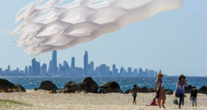 Swell Sculpture Festival - The Hex