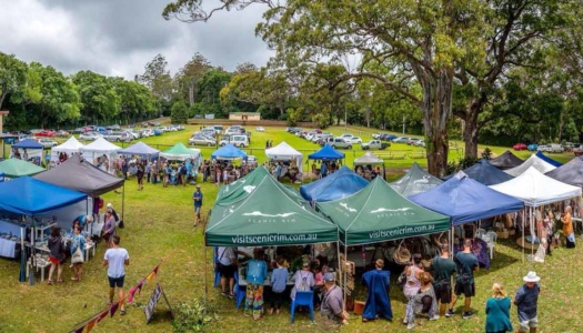 Tamborine Mountain Country Markets at the Showgrounds