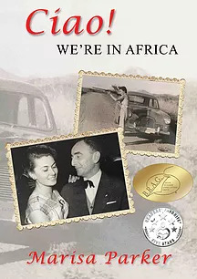 Book Cover Ciao Were In Africa